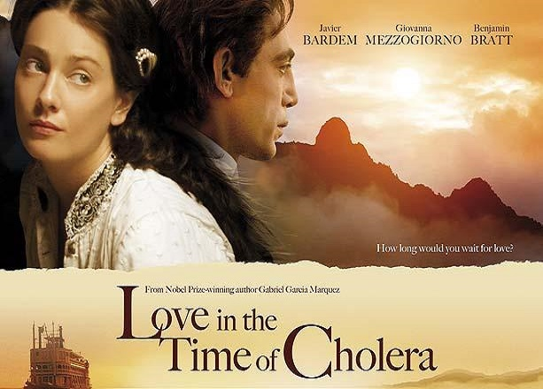 """""""L'Amore ai tempi del colera"""": Quando l'amore romantico riesce a sopravvivere al tempo, al dolore e alle epidemie"""